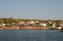 Hanö - nur 40 Einwohner