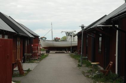 Byxelkrog - Vorsaison