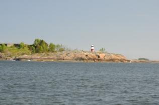 Helsinki: einfache Navigation durch die Schären