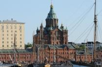 Skandinaviens größte orthodoxe Kathedrale