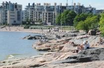 Helsinki: Schärenlandschaft in der Stadt