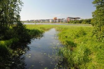 Arabianrata - modernes Stadtviertel ganz nah an der Natur