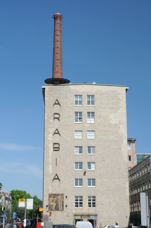 Arabia Fabrik...