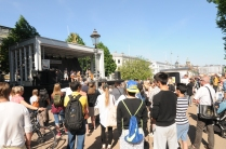 Helsinki Esplanade: Talentwettbewerb