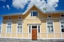 Tammissari: bekannt für seine Holzhäuser