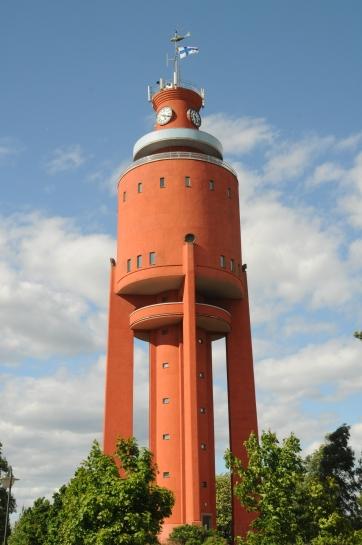 Hanko: Wasserturm