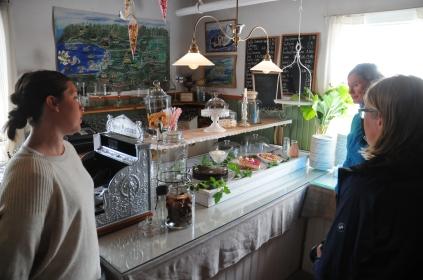 Farmor´s Cafe Högsara hat offiziell noch nicht geöffnet