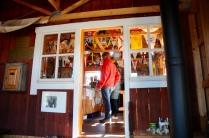 Café auf Rödhamn