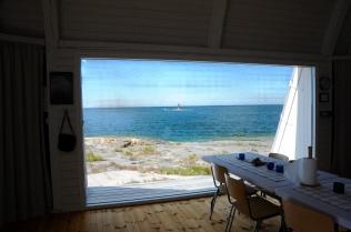 Koppaklinta - Zimmer mit Aussicht