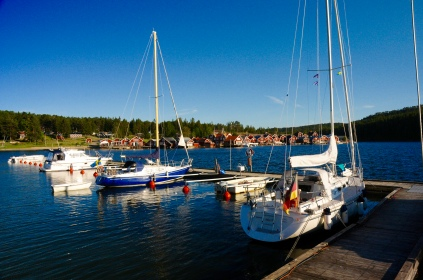 Gasthamn Norfällsviken