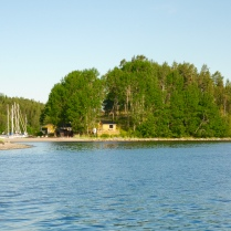 Die Sauna von Seeseite - mit Meerblick