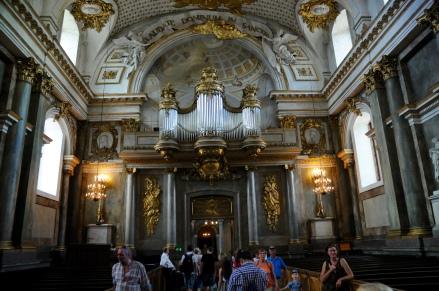 Die königliche Kapelle