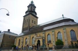Göteborg - Hochzeit in der Christinenkirche