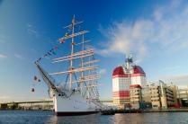 """Göteborg Lilla Bommen: Viking und """"Lippstick"""""""