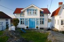 Ferienhaus in Gullholmen