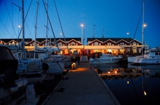 Skagen - viele Fischrestaurants