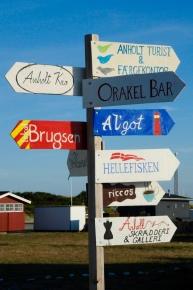 Anholt: kleine Insel - grosses Angebot