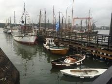 Göteborg - Museumshafen