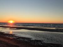 Skagen - Sonnenuntergang 1