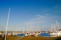 Tunø Hafen