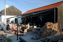 Neues Restaurant auf Tunø