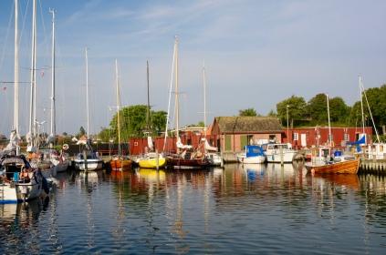 Dyreborg Hafen