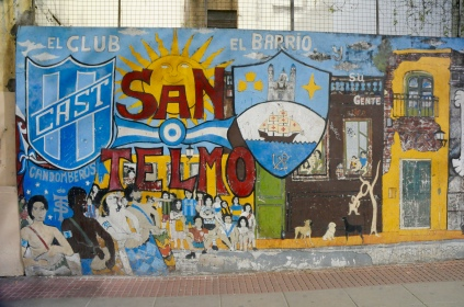 San Telmo - Streetart