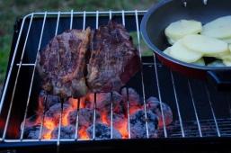 Mit köstlichem Rinderfilet