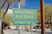 Es ist noch weit bis Ushuaia...