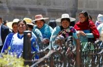 Bolivianerinnen