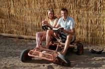 Denise und Marcel aus den Niederlanden