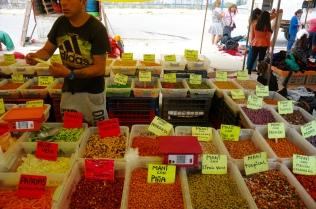 Tongoy Markt
