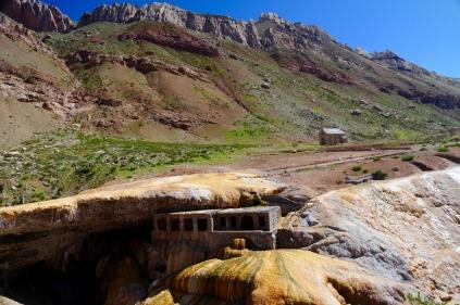 """Die sogenannte """"Inka-Brücke""""."""