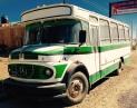 Mercedes Rundhauber Schulbus
