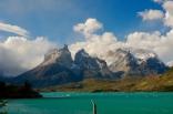 Der Himmel wird blau, der See grün!
