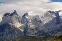 Torres del Paine Massiv