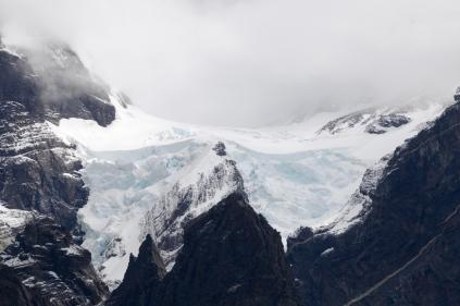 Torres del Paine - Gletschereis
