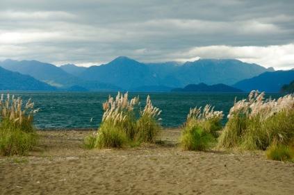 Lago Todos los Santos - es ist kühl und regnerisch