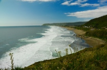 Küste bei Valdivia
