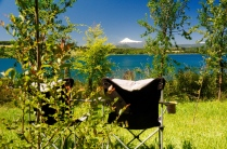 Camping Puchaley Lafquen in Panguipulli