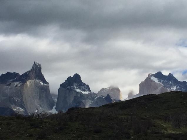 Torres del Paine - ganz besondere Berge