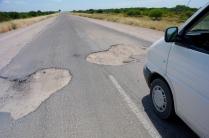 Ruta Nacional 152 - und das hier ist noch der bessere Teil...