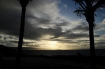 Sundown in Flying Fish Cove