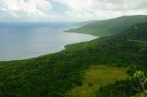 Christmas Island - tropischer Regenwald bis ans Meer