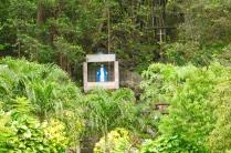 Der christliche Friedhof von Christmas Island