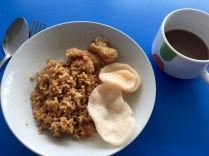 Frühstück im POP-Hotel 1