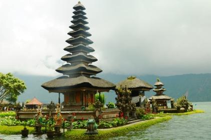 Pura Penataran - unser erster Tempel