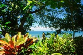 Garten am Meer