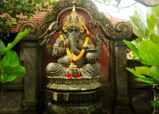 der dicke Ganesha ist überall