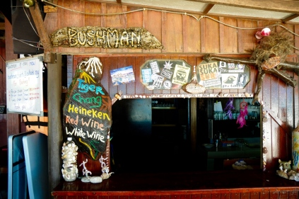 Bushmans Bar